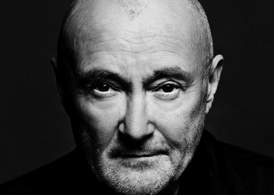 Wie is eigenlijk de zanger van Phil Collins?